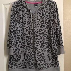 Torrid size 1 zip jacket